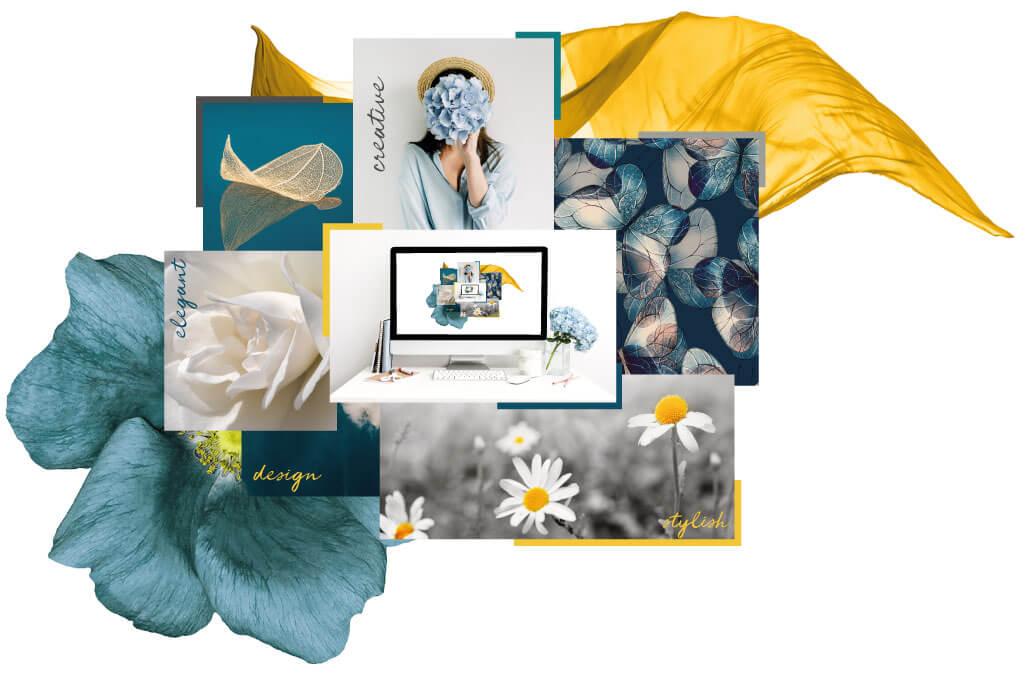 KOLORdsgn - webdesign | Letisztult egyedi weboldal tervezés és kivitelezés, modern, elegáns logó- és arculattervezés
